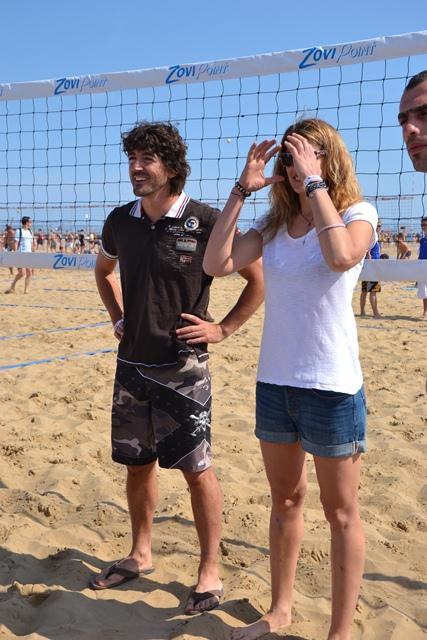 Mizuno beach volley marathon racconta rachele sangiuliano maratonina convinta schiacciamisto5 - Spogliarello in bagno ...
