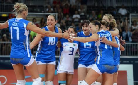 Italia-Dominicana-Londra-Olimpiadi