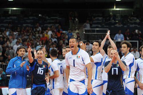 Italia-Olimpiadi-Volley-Maschile-Londra-2012