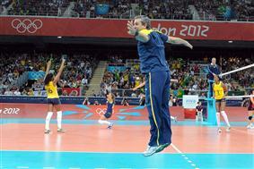 Volley-Brasile-Olimpiadi