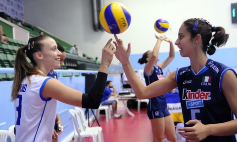 italia russia volley femminile oggi - photo #48