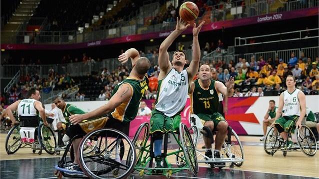2012 – basket in carrozzina: la finale sarà australia-canada