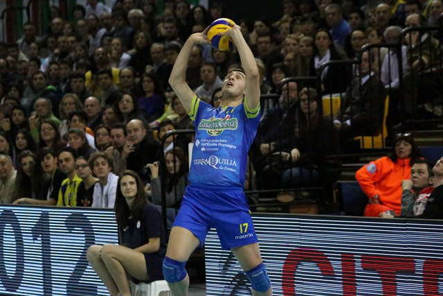 Volley maschile a1 play off la guida a cuneo modena e for Casa modena volley