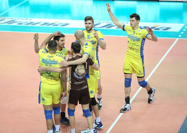 Volley maschile il volleymercato non si ferma for Casa modena volley