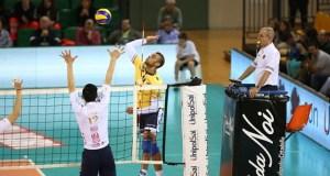 Superlega Volley Maschile – Fotogallery di Modena-Monza. Scatti di Elena Zanutto
