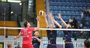 Superlega Volley – Fotogallery di Monza-Piacenza. Scatti di Elena Zanutto.