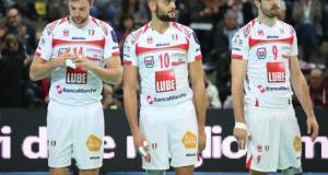 Superlega Volley – Fotogallery di Lube-Perugia. Scatti di Elena Zanutto