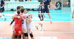 Superlega Volley – Fotogallery di Monza-Lube. Scatti di Elena Zanutto