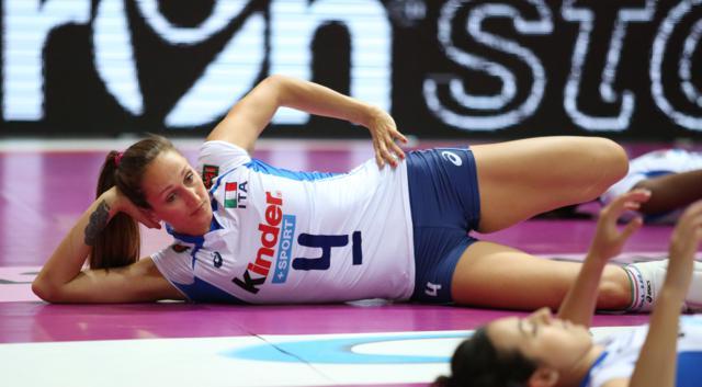 Raffaella Calloni Nazionale