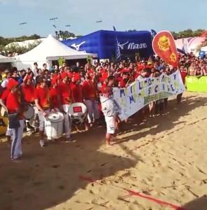 beach volley marathon