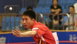 ping pong - il campione Fang Bo