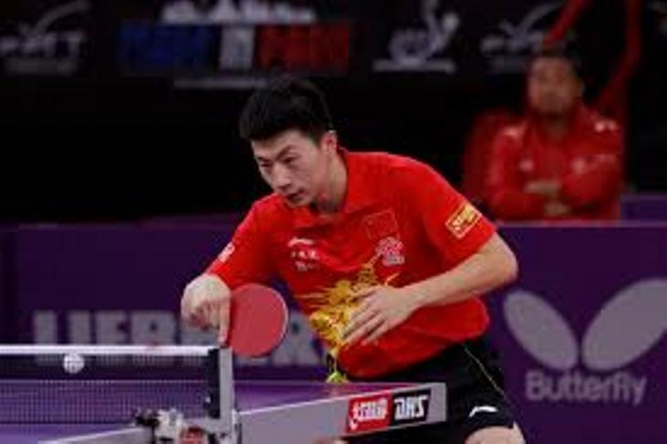 ping pong - Ma Long ha vinto l'oro a Londra